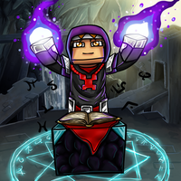 Minecraft Avatar - SetoSorcerer by GoldSolace