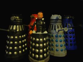 Old School Doctor Who toys 3 by Police-Box-Traveler