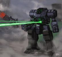 Heavy Duty Lasers by BlazingChaos