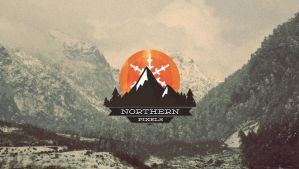 Northern Pixels by Everlongdesign