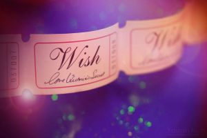 Take a Wish by YasminNich