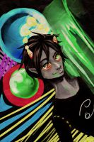 High Karkat by Kambari-bum