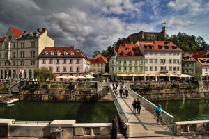 Architecture of Ljubljana II by luka567