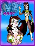 MARC Son of D'Ken and Tleo by Captain86