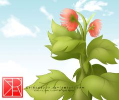 Plant Background by ARRIAthelion