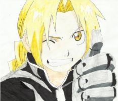 Edward Elric by lady-assassin95