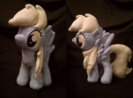Derpy Commission by Bakufoon