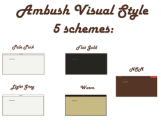 Ambush Visual Style by Th0max