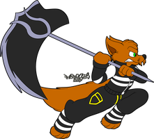 Scythe Training by Marquis2007