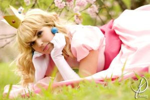 Peach in Pink by JuTsukinoOfficial