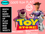 Bootleg Toy Story by Science121