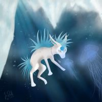 The Coldness Can't Reach Us Here by JeiDoll