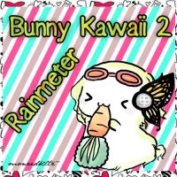 Bunny Kawaii Rainmeter 2 by monzedkltz