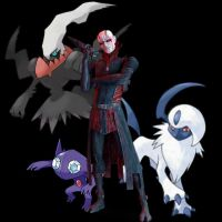 The Dark Lord and his Pokemon by JessicaBane501