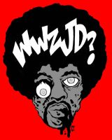 WWZJD? bwr version by MonsterInk