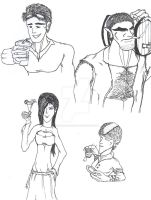 Beverage of Choice by TheTinkerThinker