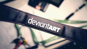 My camera strap by roamest