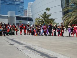 AX2014 - Marvel/DC Gathering: 125 by ARp-Photography