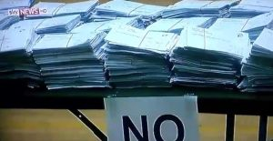 Voter Fraud  in Scotland's Independence referendum by Novuso