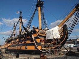 HMS Victory by pduffill