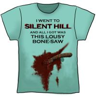 Silent Hill Tee by Sethmonster
