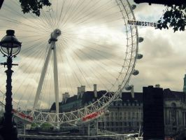 London Eye by Alicia08
