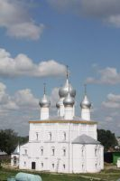 Church in Rostov by Yavanna1815