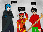 DU Height Comparison by CrystalViolet500