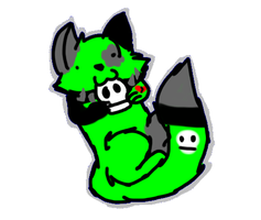 sticker thingy idk by HalloweenBerry