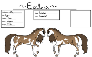 Eucleia by gyngercookie