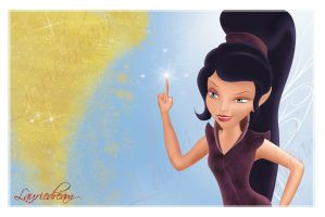 Disney Fairies - Vidia by Laurine-Tellier