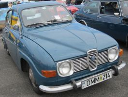 73 Saab 96 by zypherion