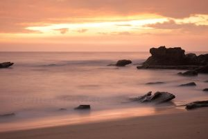 beach of silence by photoplace