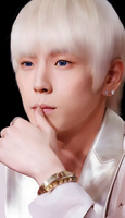 Himchan phone drawing by SMoran