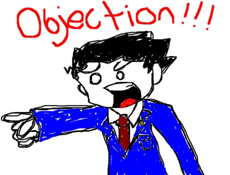 OBJECTION by Quizalo7
