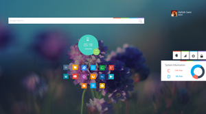 Google OS ! Mark 4 Version 1.0 by RMNSkin