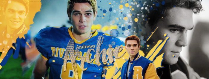 Archie Andrews by ContagiousGraphic