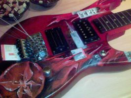 TPH guitar by Mymakao