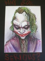 The Joker by Zitman
