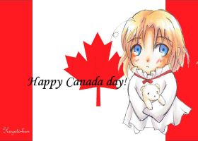 Happy Canada day by Hayato-kun