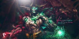 Illidan by Drezzwanu