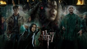 Harry Potter 7.2  No.1 by JennaPotter