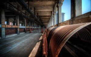 HDR Bridge Pipes by braxtonds