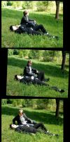 Sherlock and John_in nature_5 by XxGogetaCatxX