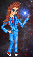 Female 10th Doctor (Complete) by Chrisily