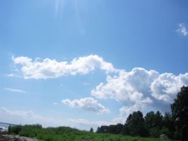 Another sky of Gotland by cleverlittleunicorn