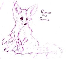 Pheonix The Fennec by Ashaki