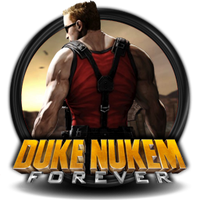 Duke Nukem Forever Icon v4 by Kamizanon