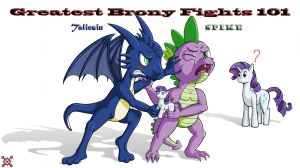 Greatest Brony Fights 101 by Vashar23