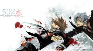 The Death of Vongola X by kiha-ki